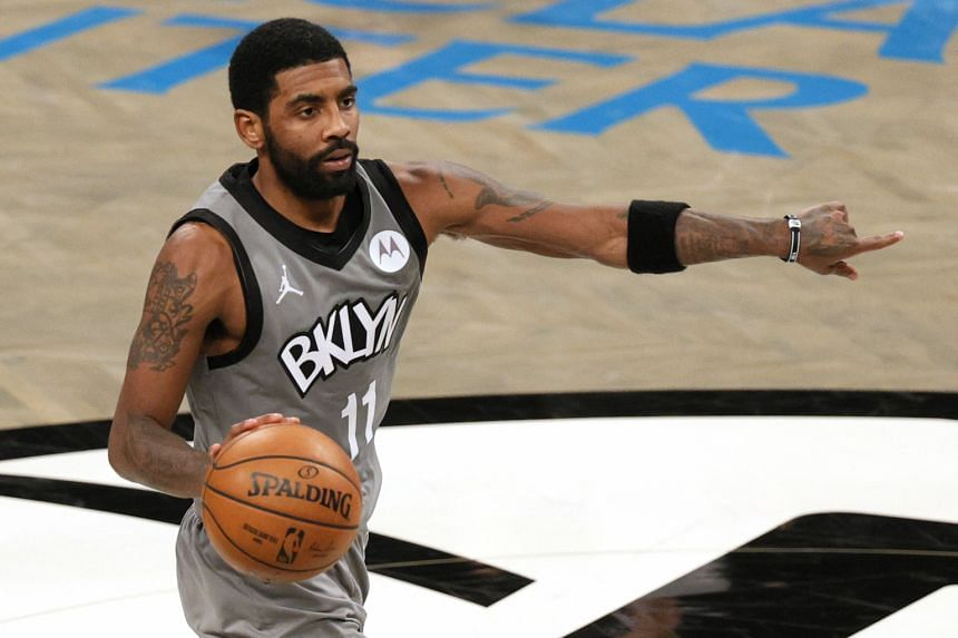 Irving, whose absence from the team has been declared for personal reasons, has no firm date set to return.