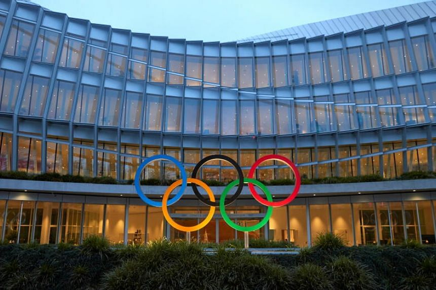 The Olympics was delayed from 2020 due to the coronavirus.
