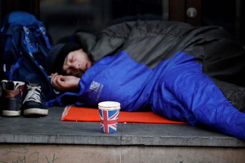 Some of Britain's poorest stand to lose £20 (S$36) a week in Universal Credit in April should an emergency increase not be extended.