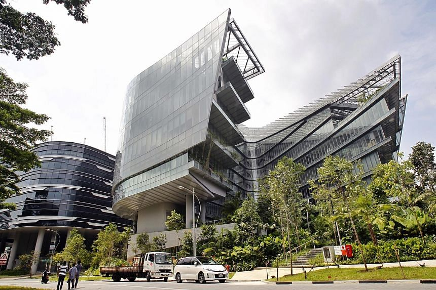 The Sandcrawler, named for the classic Star Wars transport that inspired its design, houses Industrial Light & Magic Singapore, Lucasfilm's visual effects and animation studio, and serves as the studio's regional headquarters.