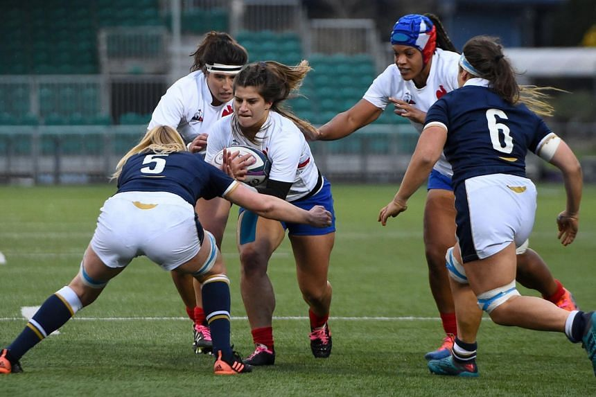 The previous women's Six Nations was also affected with the championship being brought to a premature halt last November due to the coronavirus pandemic.