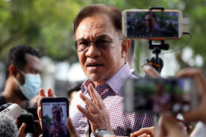 Mr Anwar asked MPs to write in to the King by Friday so that Parliament may be convened before the end of the month.