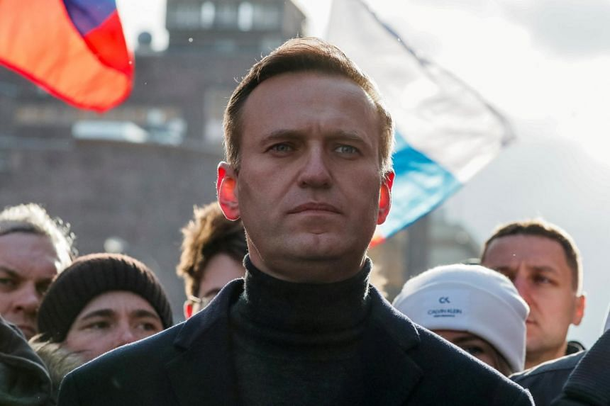 Mr Navalny shrugged off the growing list of legal threats.