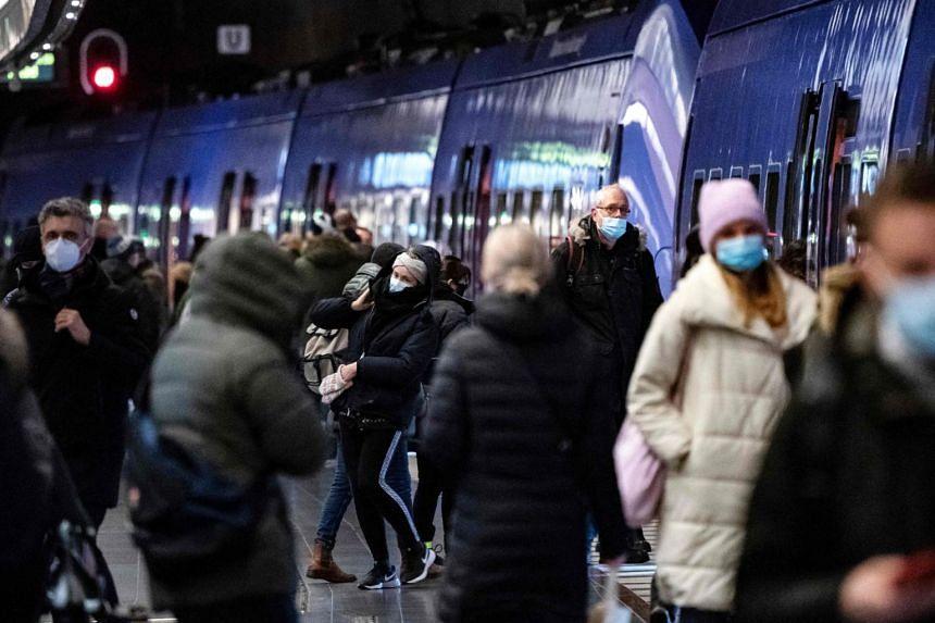Sweden reported 6,580 new coronavirus cases on Wednesday.