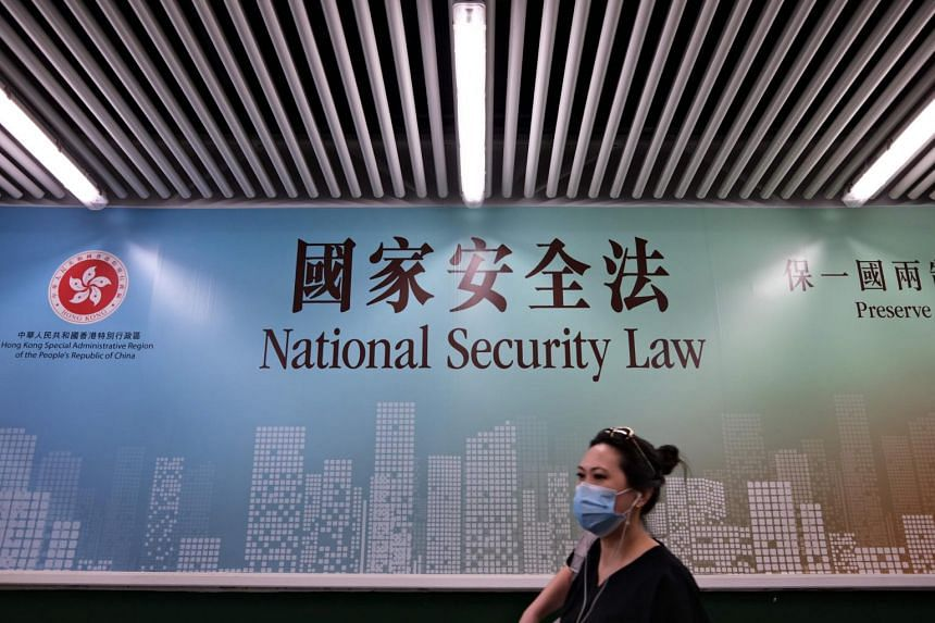 The blockage marks the first time authorities have used a sweeping national security law to censor an Internet website.
