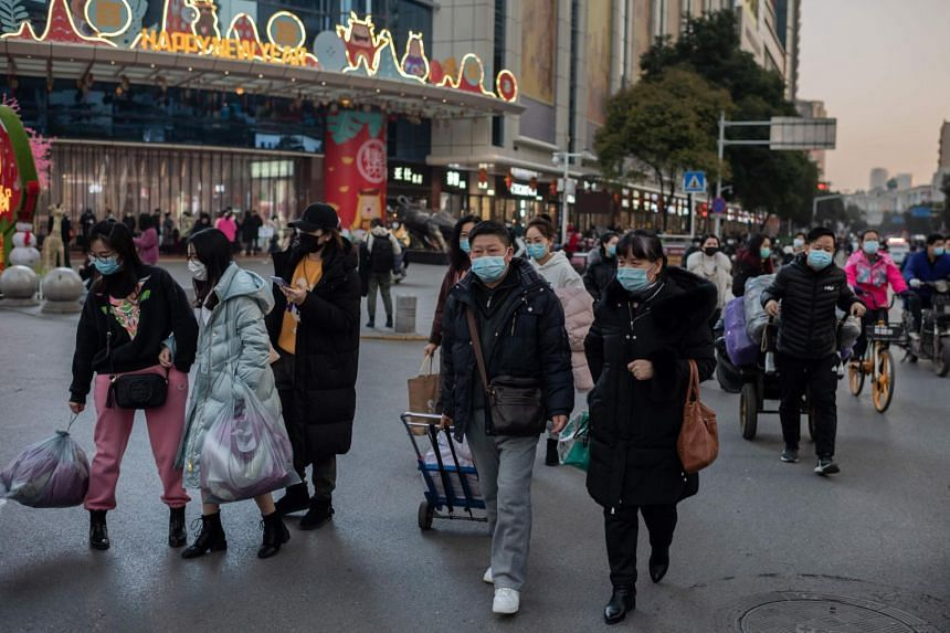 The new wave of infections comes ahead of next month's Chinese New Year holiday, when hundreds of millions of people typically travel to their home towns.