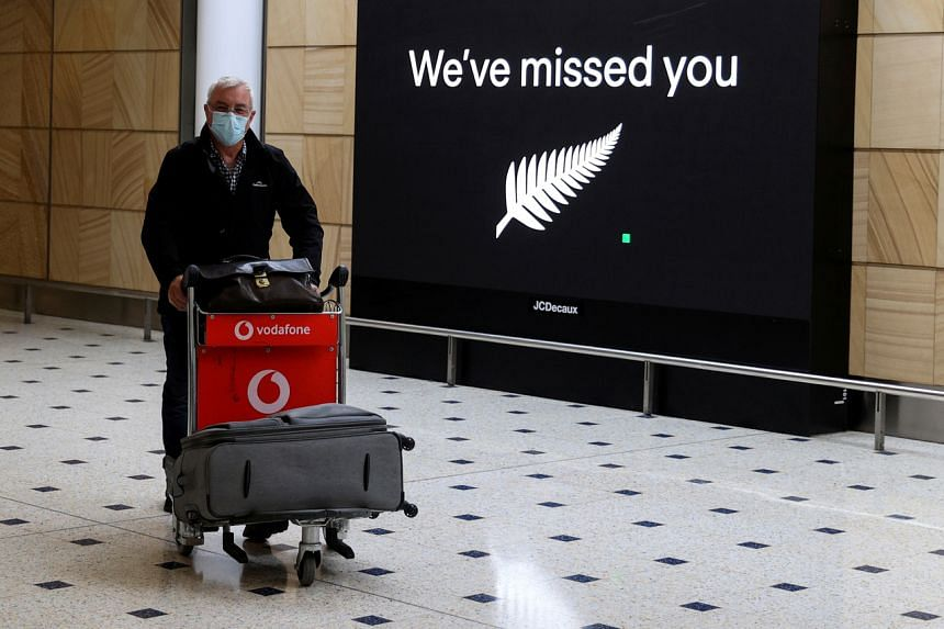 The vast majority of incoming travellers to Australia arrive in Sydney, where they are quarantined at city hotels.