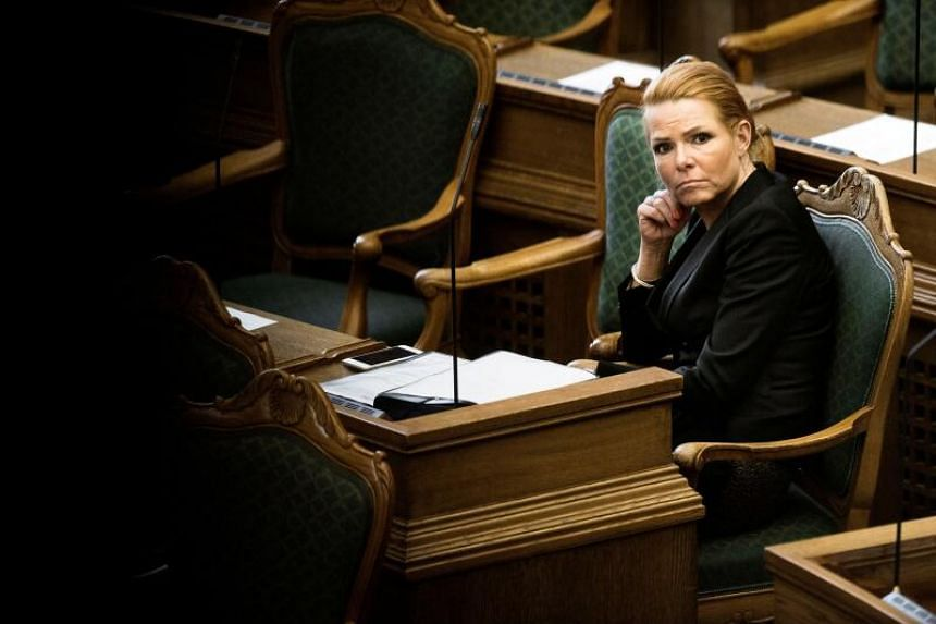 Former Danish Immigration Minister Inger Stojberg is accused of illegally ordering the separation of underage couples seeking asylum.