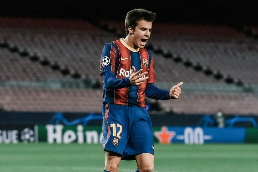Riqui Puig is one of the most hyped players to emerge from Barca's youth academy in recent years.
