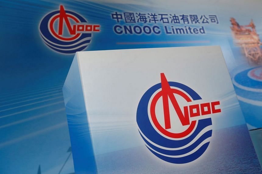 """The Commerce Department added CNOOC to its blacklist over what it called """"belligerent"""" actions."""