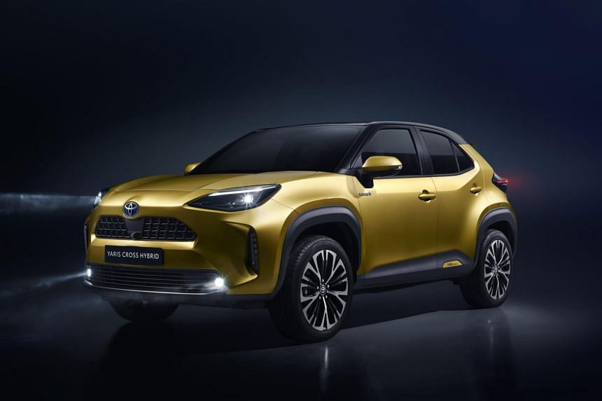 The Toyota Yaris Cross reaches 100kmh in 11.4 seconds and a top speed of 170kmh.