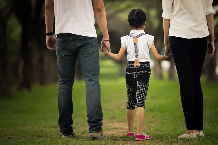 Mutual respect and trust between former partners is key to making the children of divorce feel loved and secure.