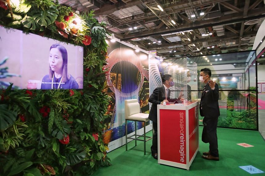 Travel industry trade show TravelRevive, held in November 2020, welcomed 1,000 people in person but also had virtual conferences and an online exhibitor directory.