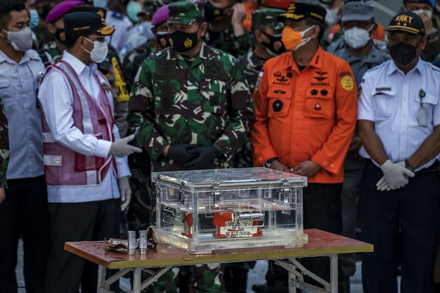 Indonesia successfully obtains flight data from downed jet's black box