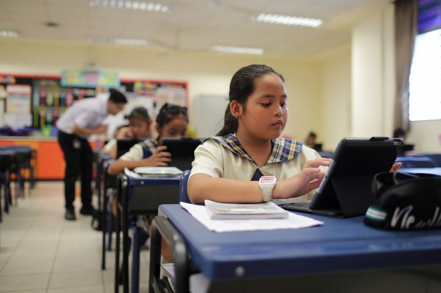 By next year, a mix of face-to-face teaching and home-based learning will be the reality for Singapore students at all levels.