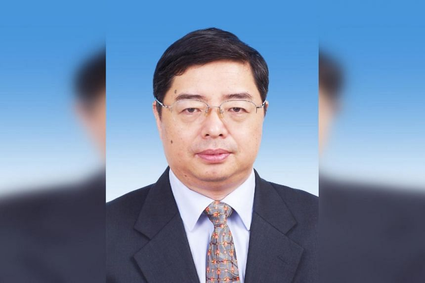 Dr Li Shulei was last month appointed executive vice-president of the Chinese Communist Party's Central Party School.
