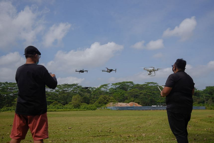 The Ministry of Transport has accepted a panel's recommendation to provide common flying spaces to increase interest in drone flying.