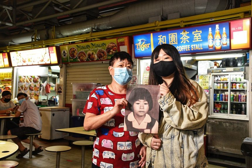 Ms Lim Jia Hui and her mother had contacted the media to appeal to the public for help in cracking the rape and murder of Lim Shiow Rong.