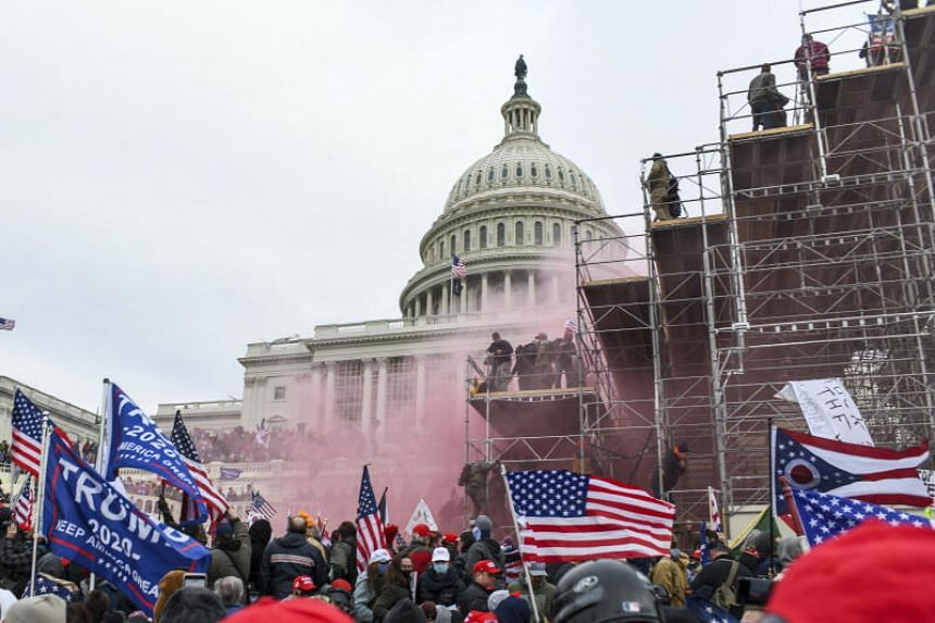The Capitol riots served as a propaganda coup for the far-right.