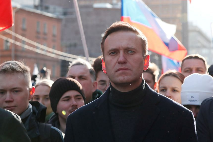 Alexei Navalny returning to Russian Federation  for first time since nerve agent poisoning