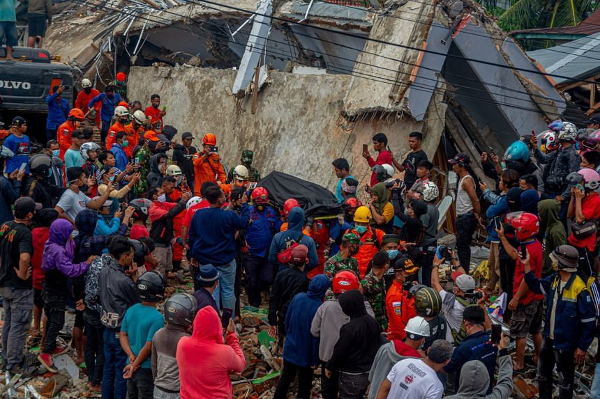 More than 820 people were injured and about 15,000 left their homes after the 6.2 magnitude quake.