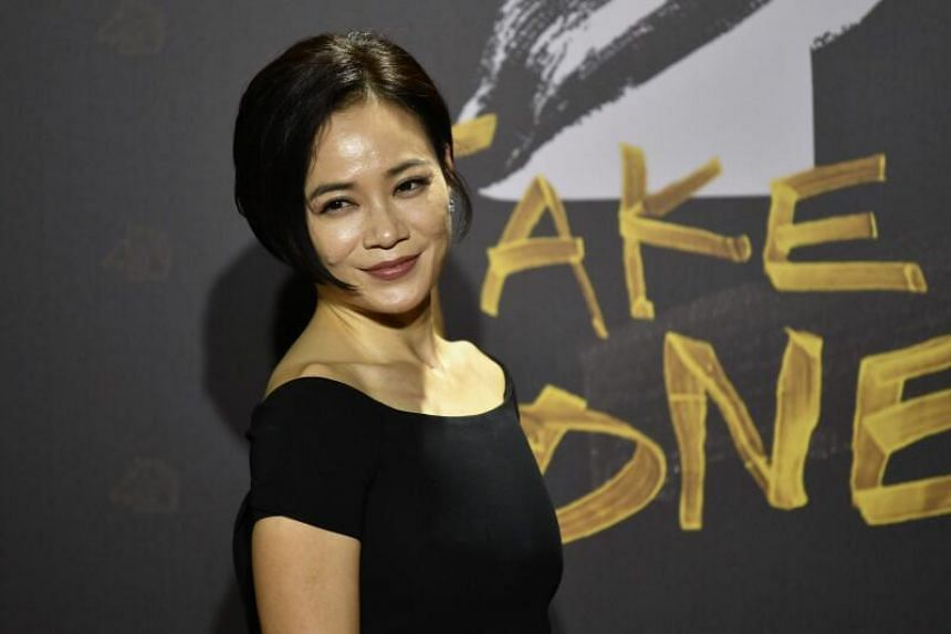 Yeo Yann Yann revealed that she used traditional Chinese medicine and jogging to improve her mental state.