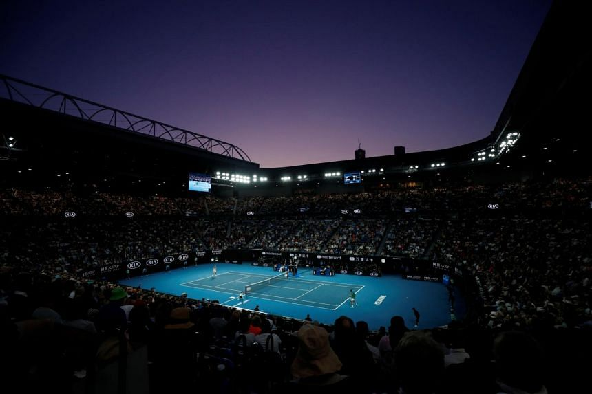 The growing infection count has sparked calls from pundits to cancel the Grand Slam.