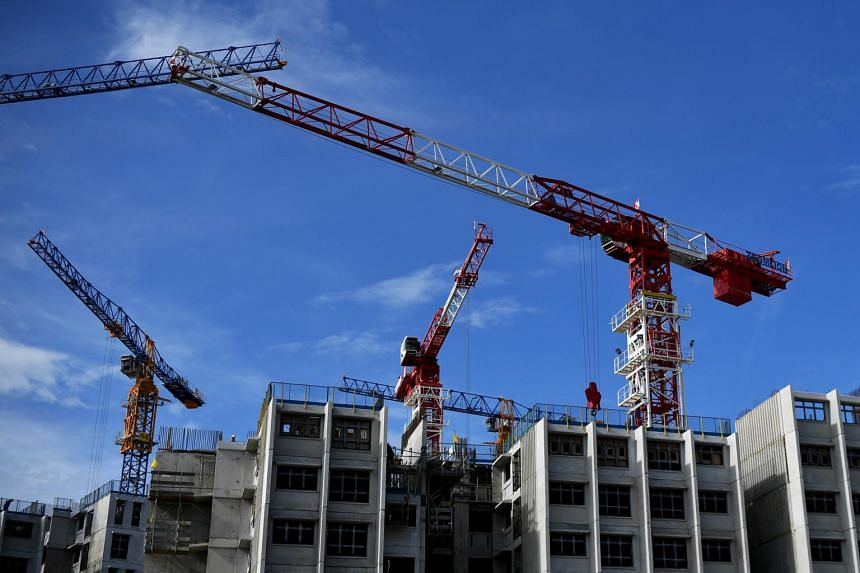 The public sector will contribute about 65 per cent of the overall construction demand for 2021.