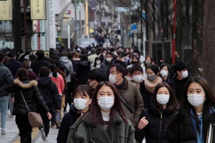 Cases of patients dying at home as they await hospitalisation have emerged in areas from Tokyo to Kyoto and Hiroshima.