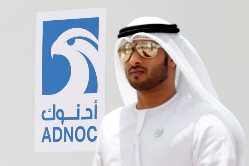 Adnoc will independently develop blue hydrogen.