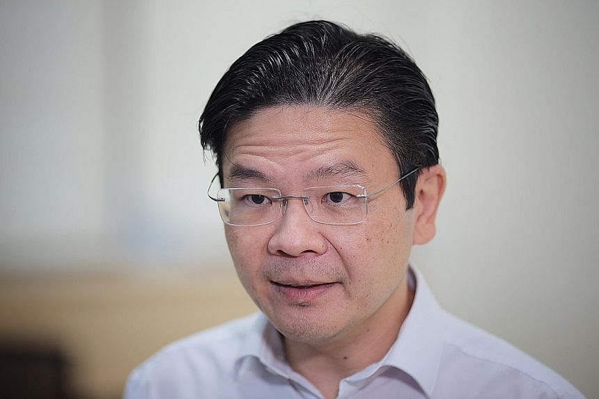 Mr Lawrence Wong, co-chair of the task force tackling Covid-19, said the virus situation is being monitored carefully.