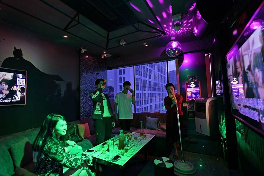 The ministries added that nightclubs and karaoke outlets might be considered high-risk settings.