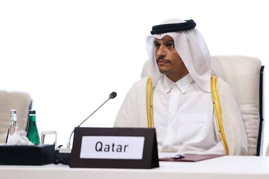 Foreign Minister Sheikh Mohammed is also chairman of the Qatar Investment Authority.