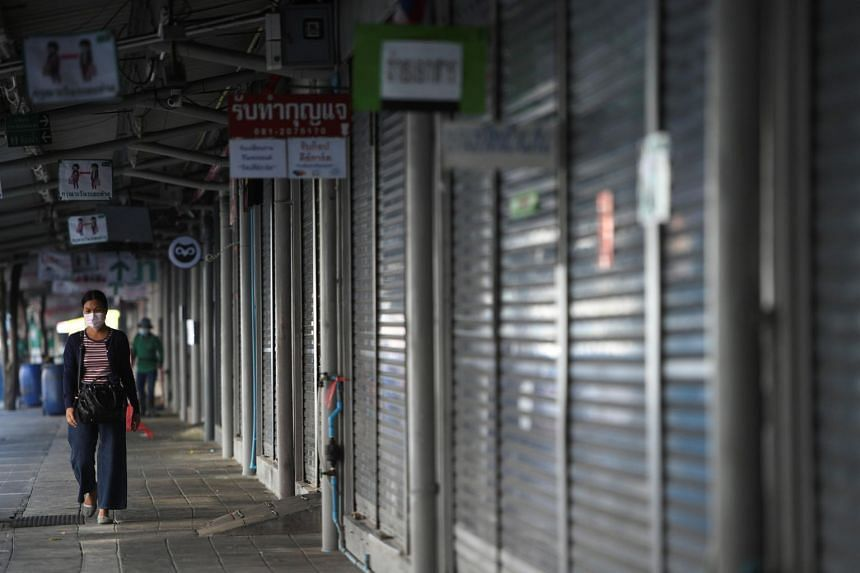 The easing of the curbs may help the Thai economy, which is already devastated by the slump in tourism and exports.