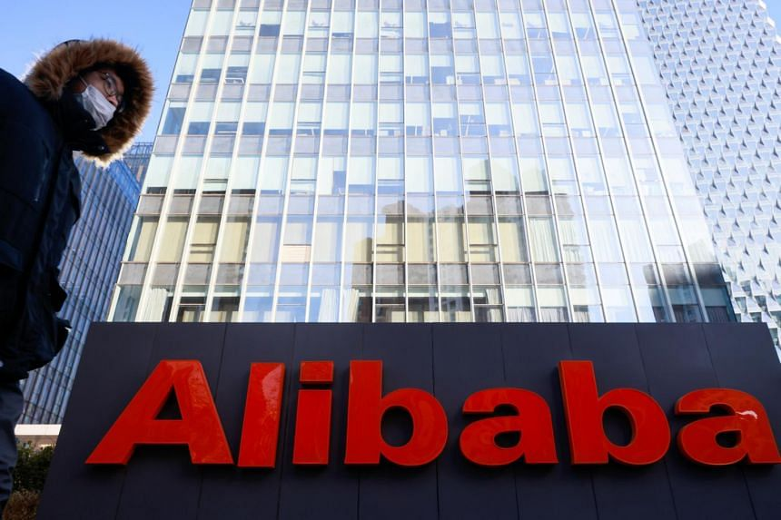 Alibaba's American depositary receipts are down more than a fifth since late October.