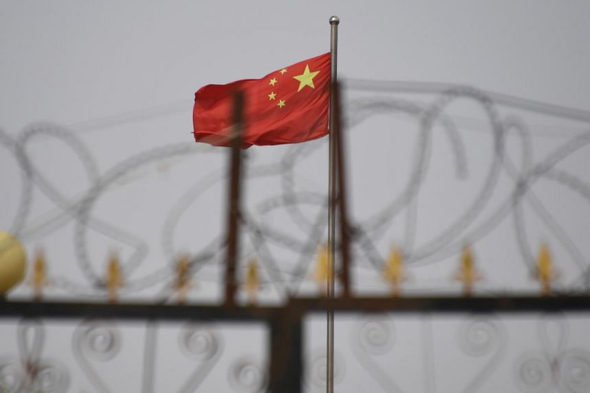 """Mr Blinken said there was """"no doubt"""" China posed the most significant challenge to the United States of any nation."""