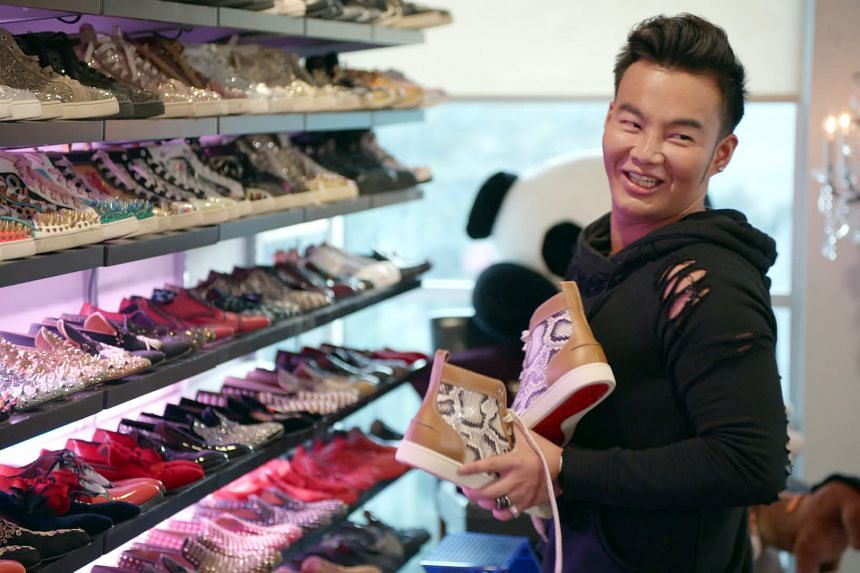 One of the stars of Bling Empire is Los Angeles-based Singaporean Kane Lim.