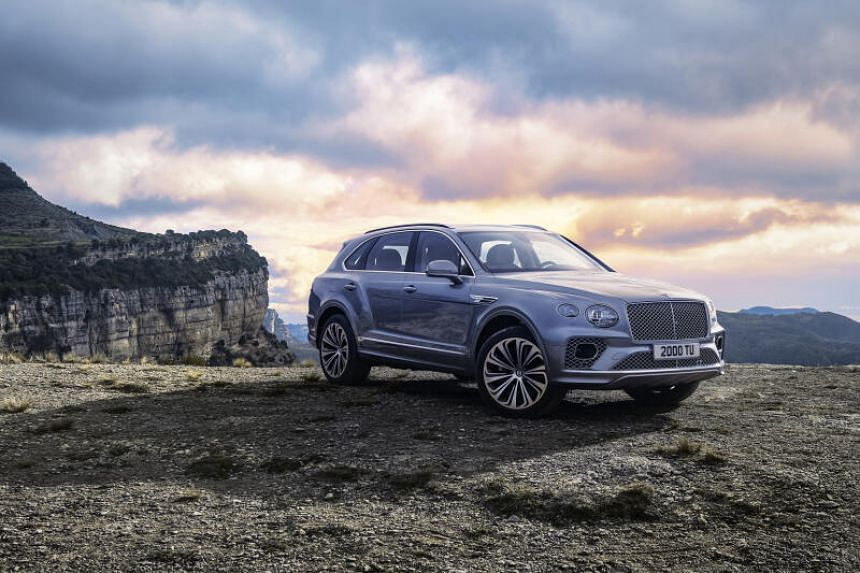 Bentley was the bestseller among high-end cars in 2020, with its Bentayga making up one-third of its high-end sales.
