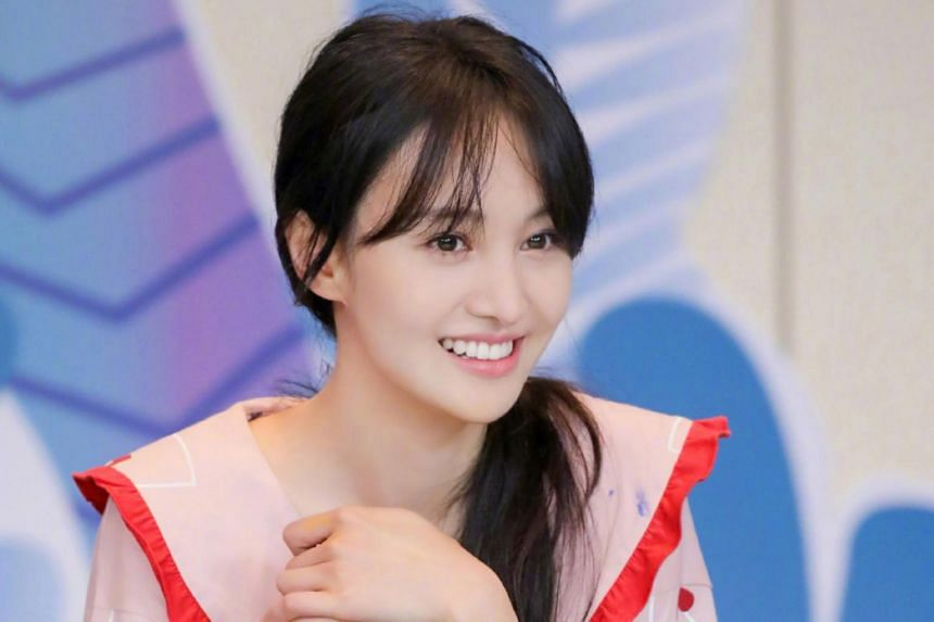 Chinese actress Zheng Shuang found fame with her role in 2009's Chinese remake of Meteor Shower and its sequel the following year.