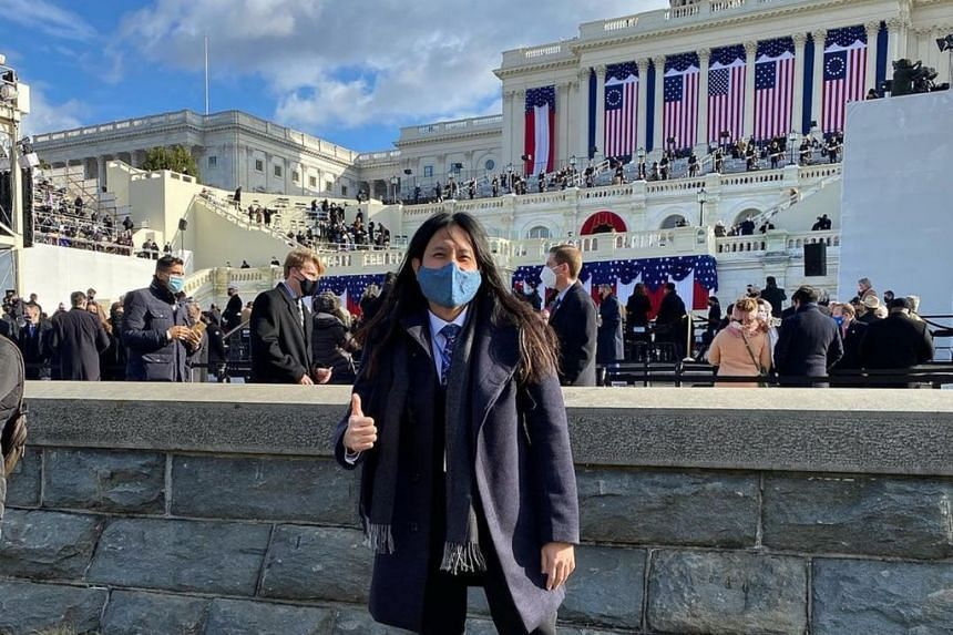 Singaporean Lenny Wee was the music director for pop star Jennifer Lopez's live performance at US President Joe Biden's inauguration ceremony on Jan 20, 2021.