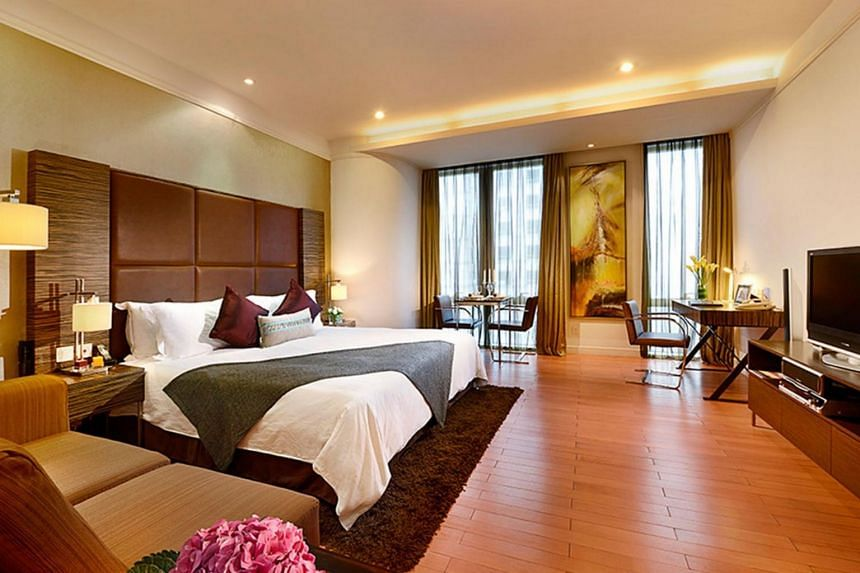 Beijing Fraser Suites is a wholly owned subsidiary of Excellent Esteem.