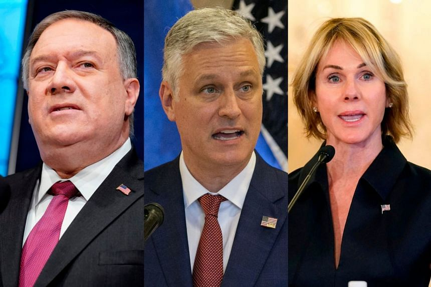 China imposes sanctions on Pompeo, Trump officials for violating 'sovereignty'