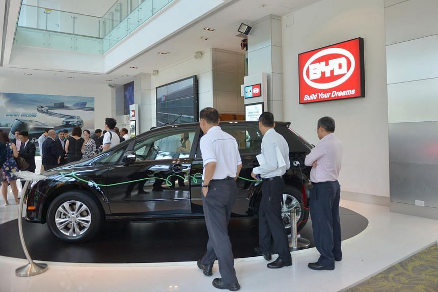 BYD is the the latest in a growing line of Chinese EV makers to tap capital markets for funding.