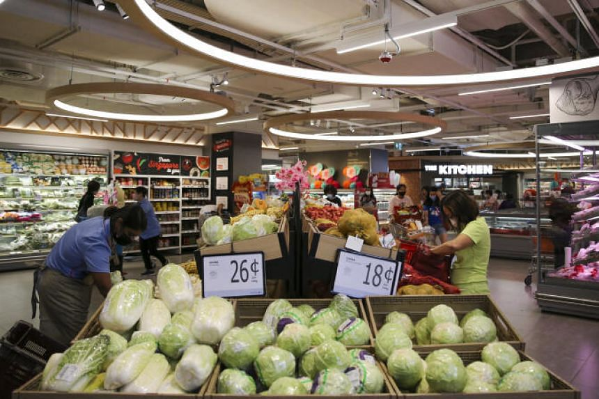 FairPrice Xtra at Parkway Parade is packed with things to see, do and buy.