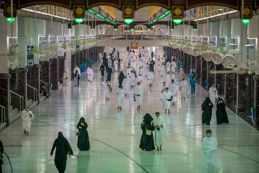 Saudi Arabia will always have the physical claim to Islam.