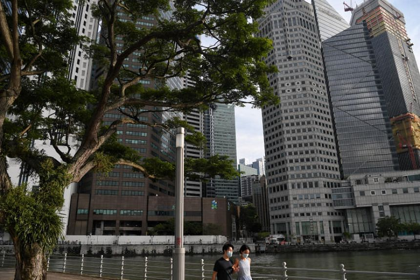 New listings in Singapore were steady at 11.