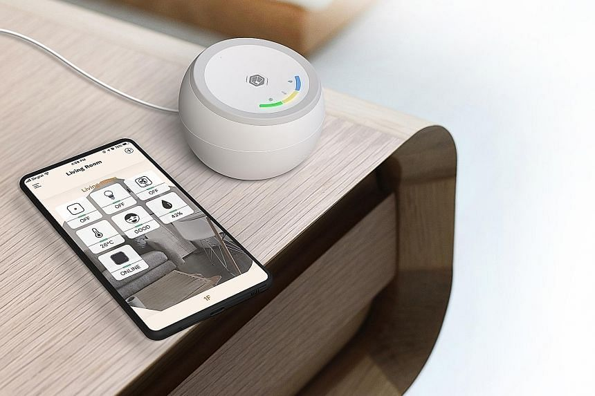 The Kyla Gen 2 Smart Station from Aztech has a Level 1 rating under the scheme - which means the device maker has ensured there is a unique default password and automatic software updates, among other requirements.