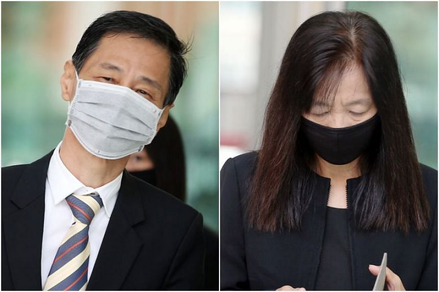 Tan Teck Siong and his wife Cheah Mee Poh have been respectively fined $4,000 and $3,000 for their offences.