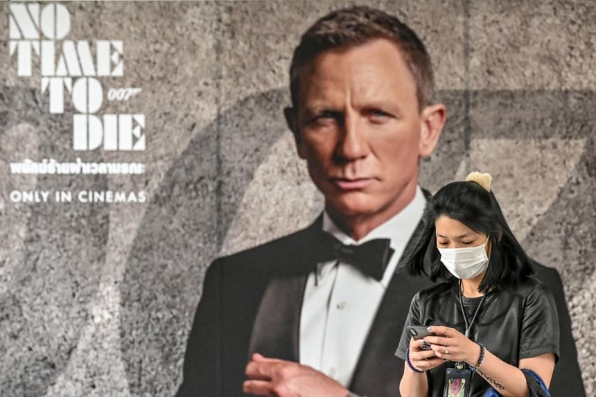 James Bond movie No Time To Die delayed again by pandemic
