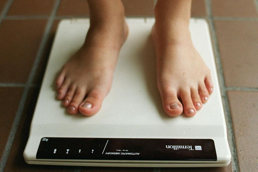 The average increase in weight of those surveyed is around 5kg.